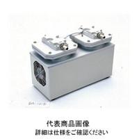 アルバック機工 ULVAC ダイアフラム型ドライ真空ポンプ 100V DA121D 1台 380ー8599 (直送品)