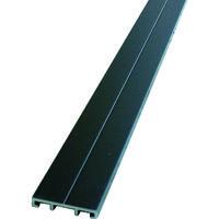 アルインコ アルインコ 波板用母屋枠 2.4M ブラック BA175K 1本 384ー7691 (直送品)