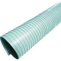 カナフレックス 硬質ダクトN.S.型 特殊オレフィン系樹脂 内径55.0mm×外径61.8mm 10m 380-1161 (直送品)