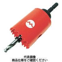 大見工業 大見 ツバ無ロングFCLホールカッター 21mm FCL21 1本 361ー7190 (直送品)