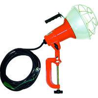 ハタヤリミテッド ハタヤ 防雨型作業灯 リフレクターランプ500W 100V接地付5m バイス付 RG505K 1台 370ー4262 (直送品)