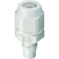 ジョプラックス(JOPLAX) 樹脂プラグ JN-8W 1個 375-3832 (直送品)