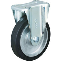 イノアック車輪 イノアック 牽引台車用キャスター 固定金具付 Φ200 TR200AWK 1個 384ー7551 (直送品)