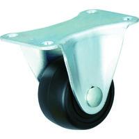 イノアック車輪 イノアック 高荷重用キャスター ナイロン車輪 固定金具付 Φ50 FP50GNWK 1個 384ー6873 (直送品)