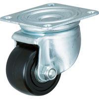 イノアック車輪 イノアック 高荷重用キャスター ナイロン車輪 旋回金具付 Φ65 FP65WJ 1個 384ー6881 (直送品)