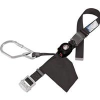 1本吊り タイタン 胴ベルト型軽量巻取り式安全帯 ブラック SL50560ABL 1本 376-5920 SANKO(サンコー) (直送品)