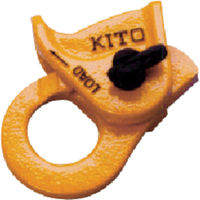 キトー(KITO) クリップ ワイヤー12から14mm用 KC140 1個 375-1112 (直送品)