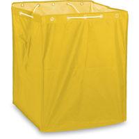 テラモト テラモト BMダストカー袋 大エコ袋 黄 DS2327305 1枚 282ー0072 (直送品)