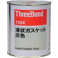 スリーボンド スリーボンド スリーボンド 液状ガスケット TB1184 1Kg 灰色 TB11841 1個 394ー6762 (直送品)
