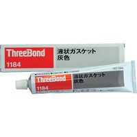 スリーボンド スリーボンド スリーボンド 液状ガスケット TB1184 200g 灰色 TB1184200 1個 394ー6771 (直送品)