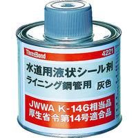 スリーボンド スリーボンド 水道用液状シール剤 TB4221 TB4221 1缶 374ー8766 (直送品)