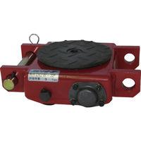 ダイキ ダイキ スピードローラー低床型ウレタン車輪3ton DUW3P 1台 391ー4119 (直送品)