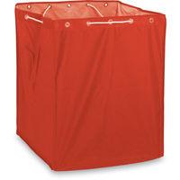 テラモト テラモト BMダストカー袋 大エコ袋 赤 DS2327302 1枚 282ー0102 (直送品)