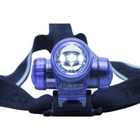 トラスコ中山 TRUSCO LEDヘッドランプ(LED3球) HL380N 1個 374ー5902 (直送品)
