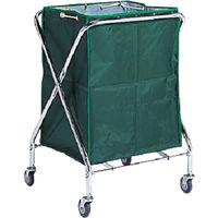 テラモト(TERAMOTO) BMダストカー袋 ミニエコ袋 緑 DS-232-701-1 1枚 375-7421 (直送品)