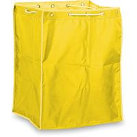 テラモト(TERAMOTO) BMダストカー袋 小エコ袋 黄 DS-232-710-5 1枚 281-9996 (直送品)