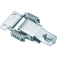 トラスコ中山 TRUSCO パッチン錠 鍵穴付バネタイプ 2個入 P31H 1セット(2個:2個入×1パック) 384ー0018 (直送品)
