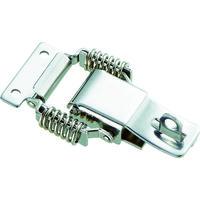 トラスコ中山 TRUSCO パッチン錠 鍵穴付バネタイプ ステンレス 2個入 P31HSUS 1セット(2個:2個入×1パック) 384ー0026 (直送品)