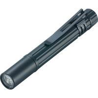 トラスコ中山 TRUSCO アルミLEDライト 1球 10ルーメン ペンタイプ ブラック TAL21ANBK 1個 374ー5929 (直送品)