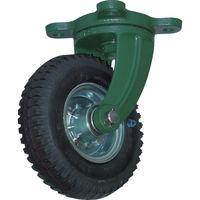 トラスコ中山 TRUSCO 鋼鉄製運搬車用空気タイヤ 鋳物金具自在Φ223(2.50ー4) OARJ223 1個 389ー9381 (直送品)