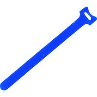 トラスコ中山 TRUSCO マジックケーブルタイ 幅16mm×長さ21cm 青 TRMGT210B 1セット(20本) 384-3050 (直送品)