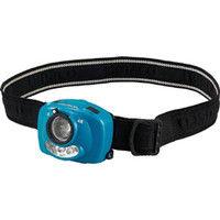 トラスコ中山 TRUSCOLEDヘッドライト 125ルーメン ブルー THLC113AB 1個 384ー1685 (直送品)
