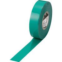 トラスコ中山 TRUSCO プレミアムビニールテープ 19mmX20m グリーン TMPM1920GN 1巻 375ー9261 (直送品)