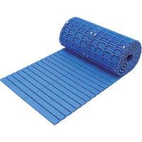 トラスコ中山 TRUSCO 巻取式スノコ 600X6000mm ブルー TR60BLN 1巻 393ー0181 (直送品)