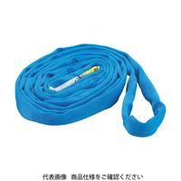 トラスコ中山 TRUSCO ラウンドスリング(JIS規格品) 1.6tX1.0m TRJ1610 1本 383ー0675 (直送品)