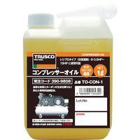 トラスコ中山(TRUSCO) コンプレッサーオイル1L TO-CO-N1 1本 390-9808 (直送品)
