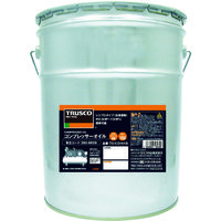 トラスコ中山(TRUSCO) コンプレッサーオイル18L TO-CO-N18 1缶 390-9859 (直送品)