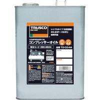 トラスコ中山(TRUSCO) コンプレッサーオイル4L TO-CO-N4 1缶 390-9824 (直送品)