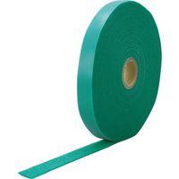 トラスコ中山 TRUSCO マジックケーブルロールタイ 幅20mm×長さ10m 緑 TRMGTP20GN 1巻 384-3319 (直送品)