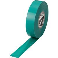 トラスコ中山 TRUSCO 脱鉛タイプ ビニールテープ 19X20m グリーン 1巻 TM1920GN1P 1巻 375ー9334 (直送品)