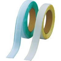 トラスコ中山 TRUSCO マジックテープ 弱粘着タイプ 幅100mm×長さ5m 白 TPD1005MTSW 1セット 389-7192 (直送品)