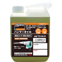トラスコ中山(TRUSCO) ハンマーオイル1L TO-HA-N 1本 390-9841 (直送品)