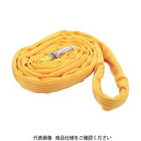 トラスコ中山(TRUSCO) ラウンドスリング(JIS規格品) 3.2tX4.5m TRJ32-45 1本 383-0942 (直送品)