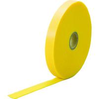 トラスコ中山 TRUSCO マジックケーブルロールタイ 幅15mm×長さ10m 黄 TRMGTP15Y 1巻 384-3289 (直送品)
