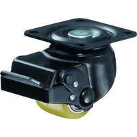 低床式 重荷重用 自在SP付 ウレタンB車 50mm 545S-BAU50-BAR01 389-3014 (直送品)