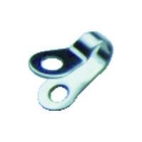 ニッサチェイン(NISSA CHAIN) ステンレスビス止め端子 3mm用 (10個入) TBR75-36 1袋(10個) 389-2514 (直送品)
