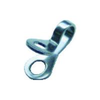 ニッサチェイン(NISSA CHAIN) ステンレスビス止め端子 4mm用 (10個入) TBR85-41 1袋(10個) 389-2522 (直送品)