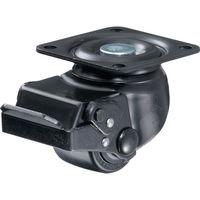 ハンマーキャスター ハンマー 低床式 重荷重用 自在SP付 ナイロンB車 50mm 545SNRB50BAR01  389ー3022 (直送品)