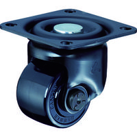 ハンマーキャスター ハンマー 低床式 超重荷重用 自在 フェノールB車 65mm 560SPB65BAR01 1個 389ー3049 (直送品)