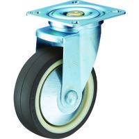 ハンマーキャスター ハンマー 特殊鋼 熱処理金具 自在 ウレタンB車 100mm 420YSUB100BAR01  392ー9698 (直送品)