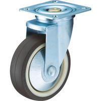 ハンマーキャスター ハンマー 特殊鋼 熱処理金具 自在 ウレタンB車 125mm 420YSUB125BAR01  392ー9701 (直送品)