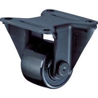 ハンマーキャスター ハンマー 低床式 超重荷重用 固定 フェノールB車 75mm 560SRPB75BAR01 1個 389ー3081 (直送品)