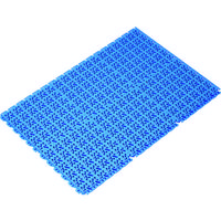 ミヅシマ工業 スーパーチェッカー ブルー 423-0010 1枚 387-7922 (直送品)