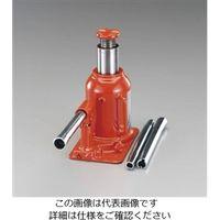 エスコ(esco) 20 ton/180-305mm 油圧ジャッキ(低床型) 1台 EA993BK-20(直送品)