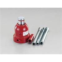 エスコ(esco) 5.0ton/ 85-125mm 油圧ジャッキ(超小型) 1台 EA993BM-5(直送品)
