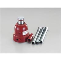 エスコ(esco) 5.0ton/ 60- 80mm 油圧ジャッキ(超小型) 1台 EA993BM-5C(直送品)